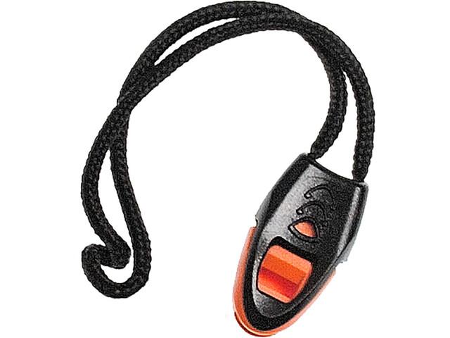 Swimrunners Whistle Märkäpuvun vetoketjuun, black